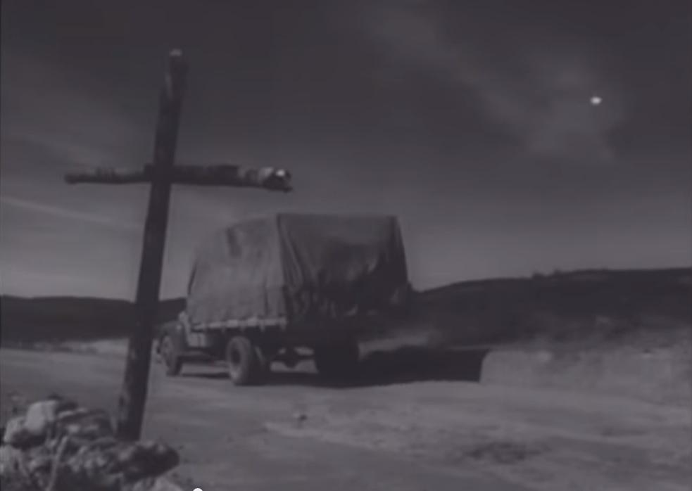 Resultado de imagem para filme a estrada 1956
