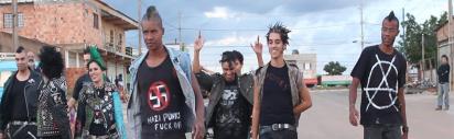 João Brandão adere ao punk