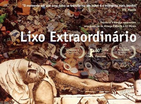 lixo extraordinário filme